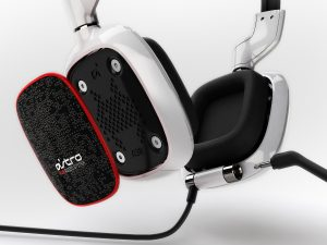 Astro Gaming A30 Cross-Gaming Headset Review - A30_White_Exploded