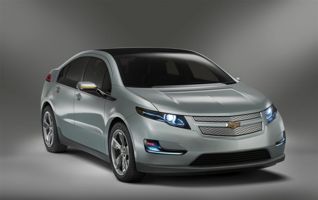 Chevy Volt - Chevrolet Volt - G Style Magazine - Car Reviews