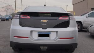 Chevy Volt Rear / Headlights / Bumper - Chevrolet Volt - G Style Magazine