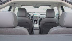 Chevrolet Volt - G Style Magazine - Auto Review Chevy Volt (Interior)