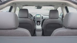 Chevy Volt Interior / Seating - Chevrolet Volt - G Style Magazine - Review