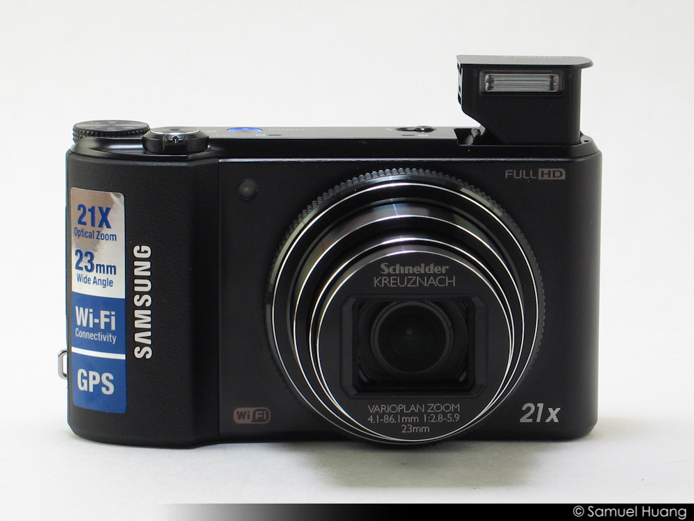 samsung wb850f  21x optical zoom smart camera review