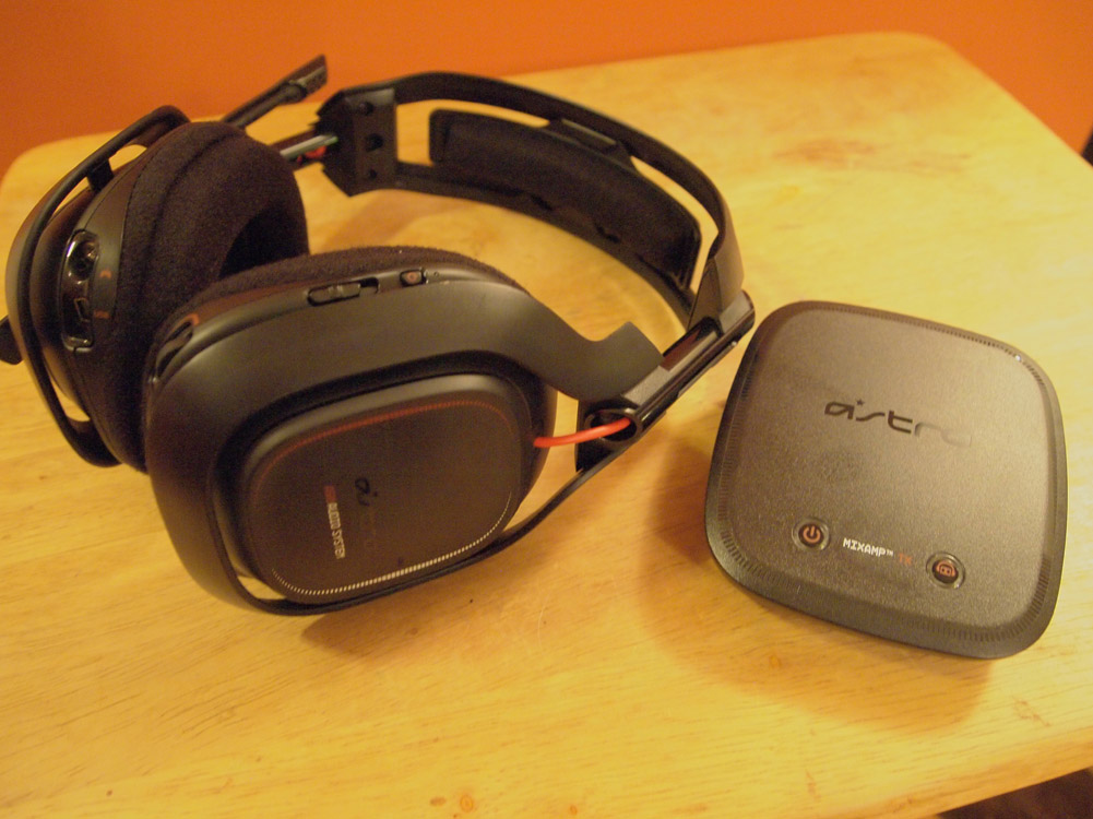 Astro Gaming A50 Gaming Headset - A 50 Gamer Headset 1