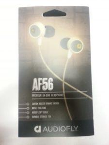 Audiofly AF56 Headphones - Packaging - Analie Cruz - @YummyANA