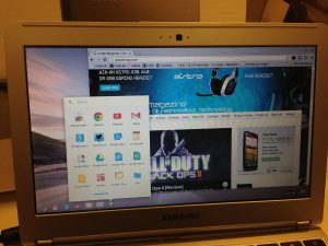 Samsung Chromebook (Late 2012) google chromebook - Analie Cruz - Tech - Review