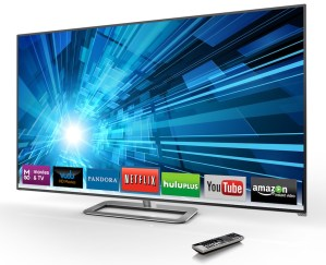Vizio M55  LED Smart TV With Theater 3D Review - Apps