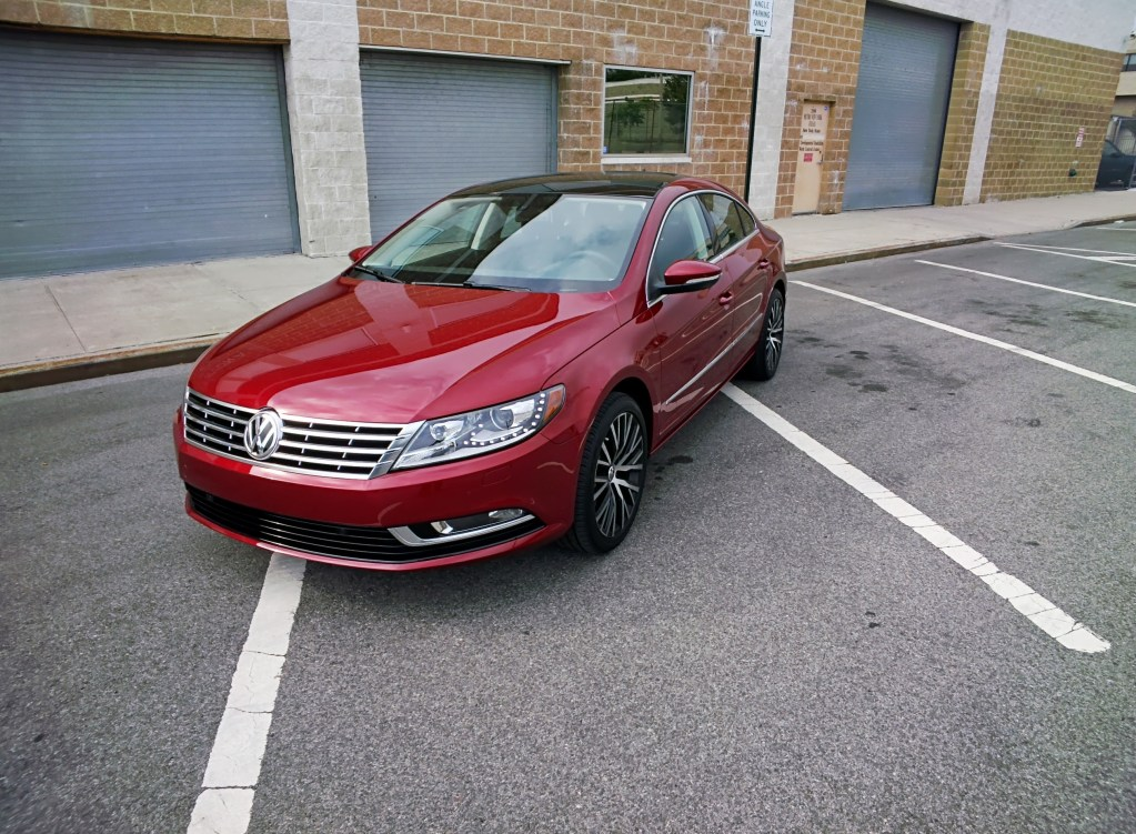 2014 volkswagen cc cc for cool car g style magazine. Black Bedroom Furniture Sets. Home Design Ideas