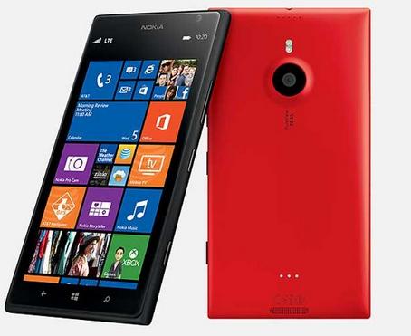 Nokia-Lumia-1520- Holiday Gift Guide Smartphones - Analie Cruz