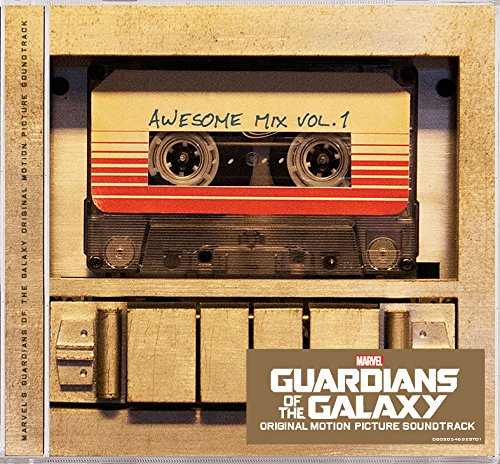 Guardians of the Galaxy - Peter Quill - Awesome Mix Vol 1
