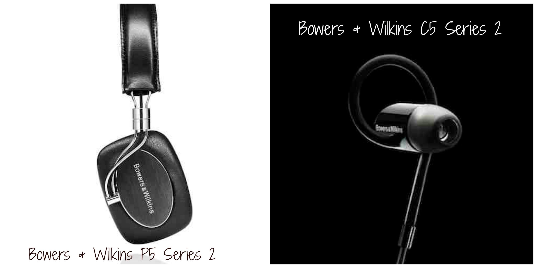 Hi Fi And Wireless Headphones Earphones Bowers Wilkins ...