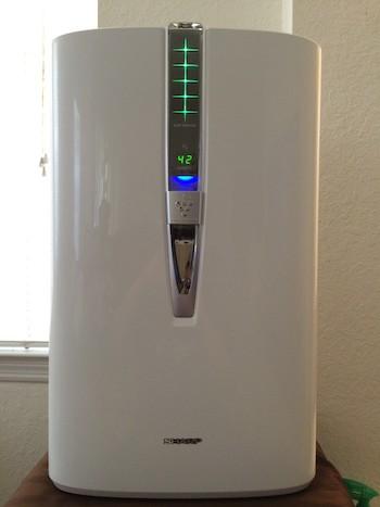 Sharp Plasmacluster Ion Pci Air Purifer Breathe Easier