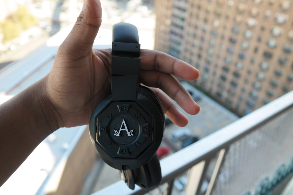A-Audio Legacy Headphones Side