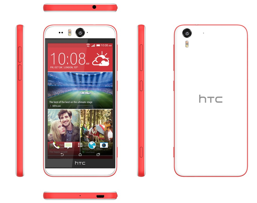 Top Smartphones to Buy - The Affordables Midrange - HTC Desire EYE