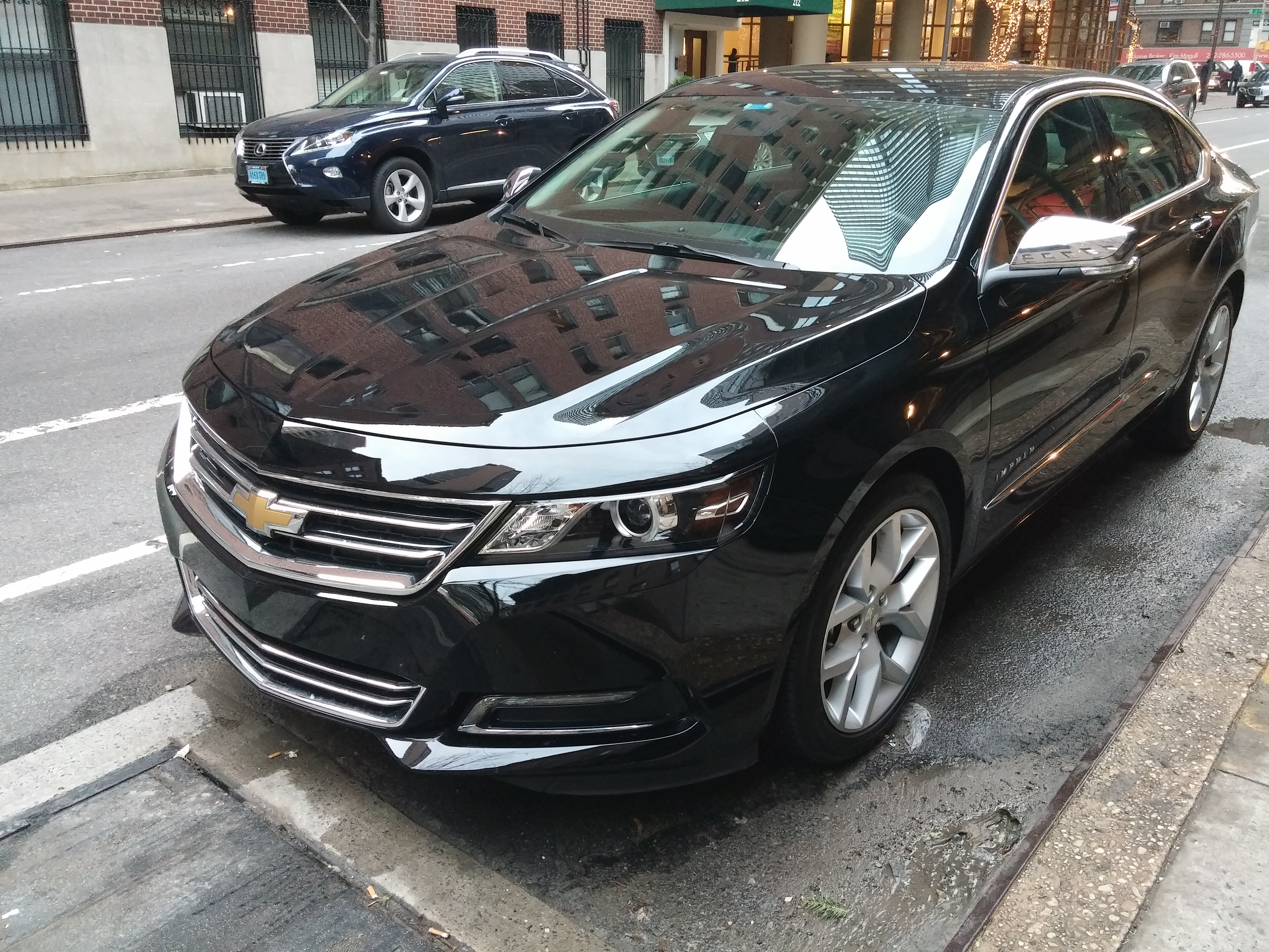 2015 Chevrolet Impala Reviews, Specs and Prices | Cars.com
