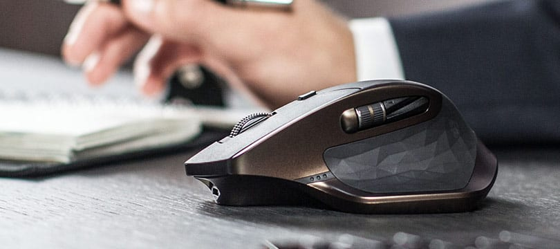 Logitech MX Master Wireless Mouse – The Ultimate Office Mouse? [Review]