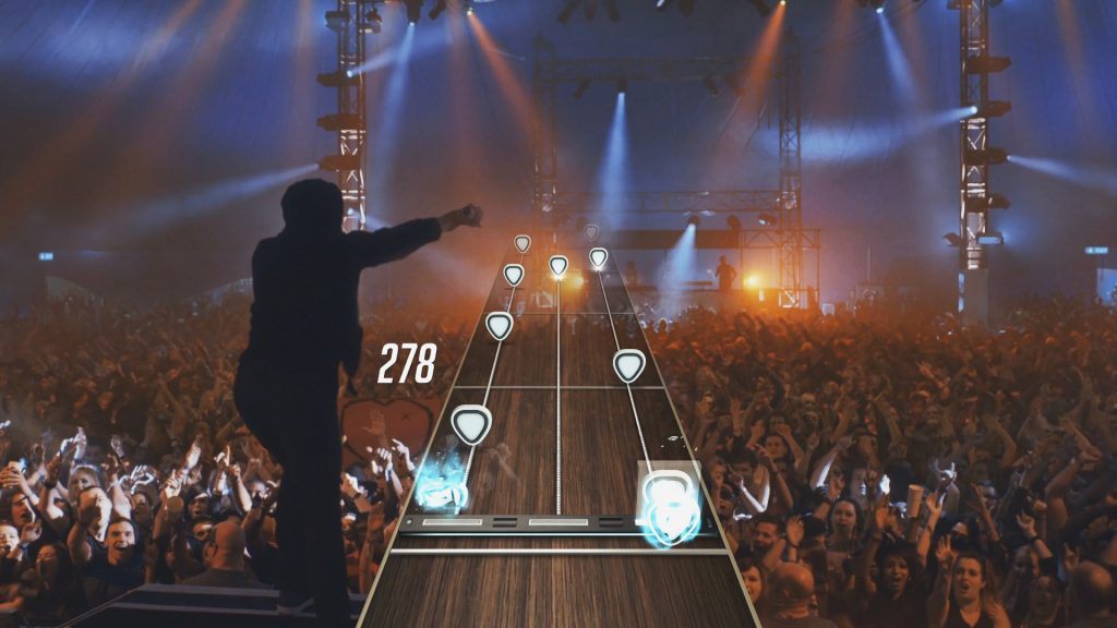 Guitar Hero Live Stage