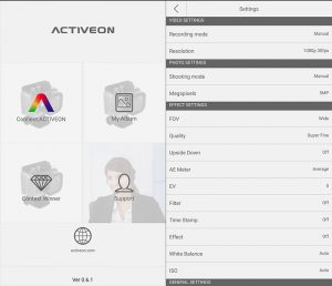 Activeon CX-Android-App