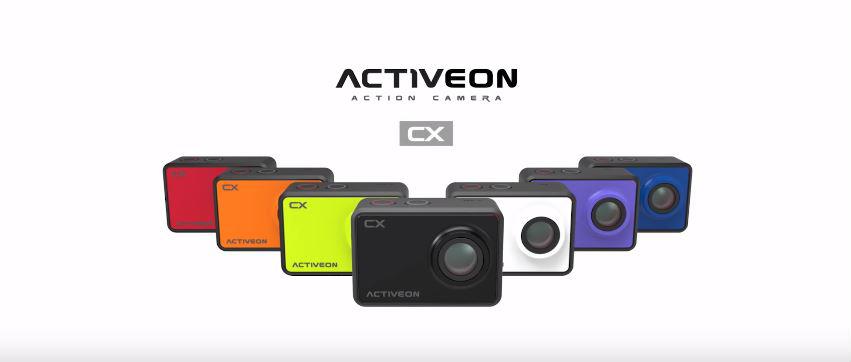 Activeon CX Action Camera