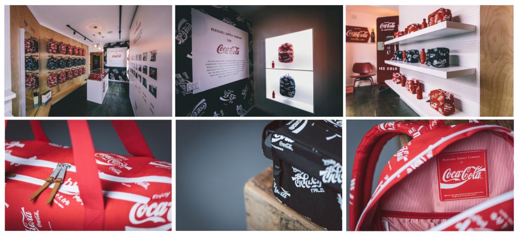 Herschel Suppy Coca Cola