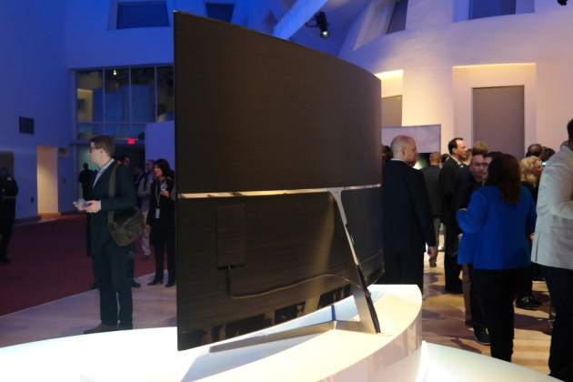 SAMSUNG TV Thin Bezel
