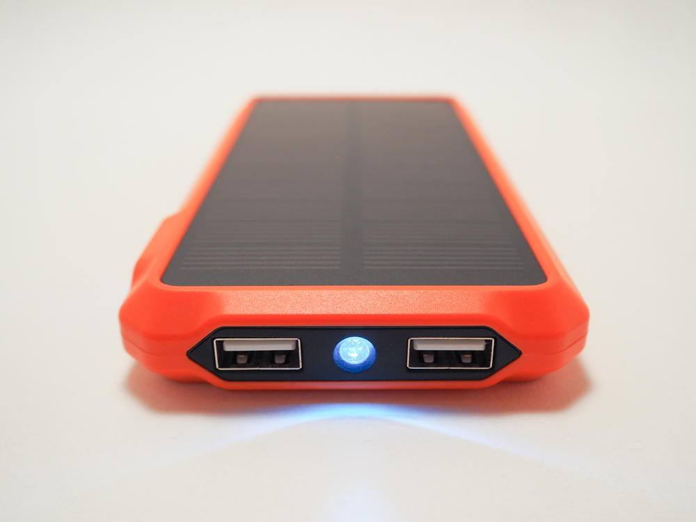 Toughtested Solar Dual Usb 10 000mah Battery Pack Review