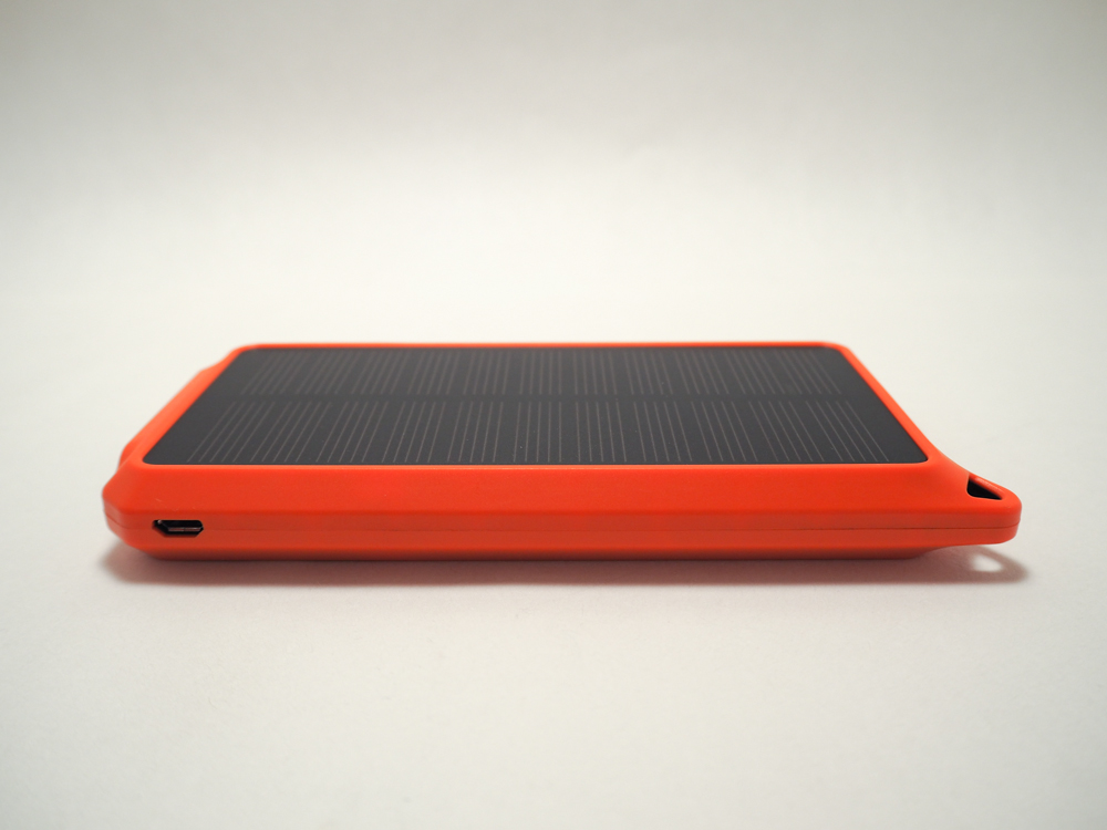 10 000mah Solar Battery Pack Rugged Toughtested Solar Dual