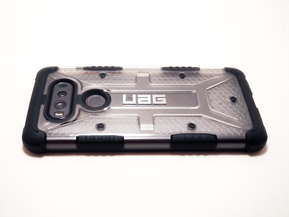 Urban Armor Gear Plasma Series Case For Lg V20 Review