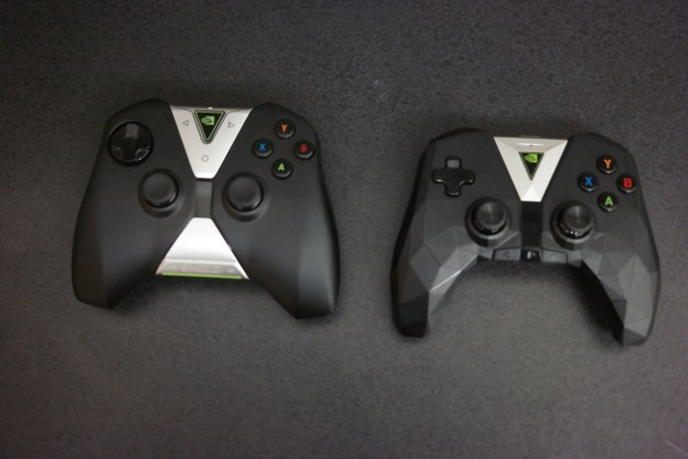 NVIDIA Shield TV 2017 Controllers