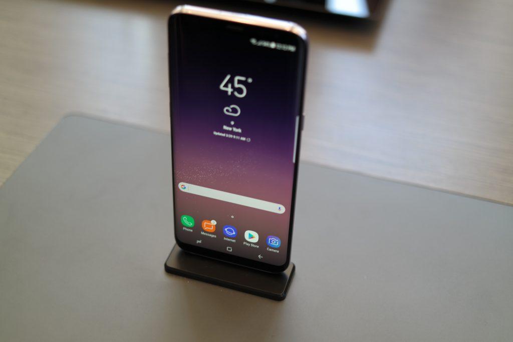 Samsung Galaxy S8 Straight