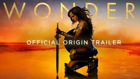 Wonder Woman Trailer Origins