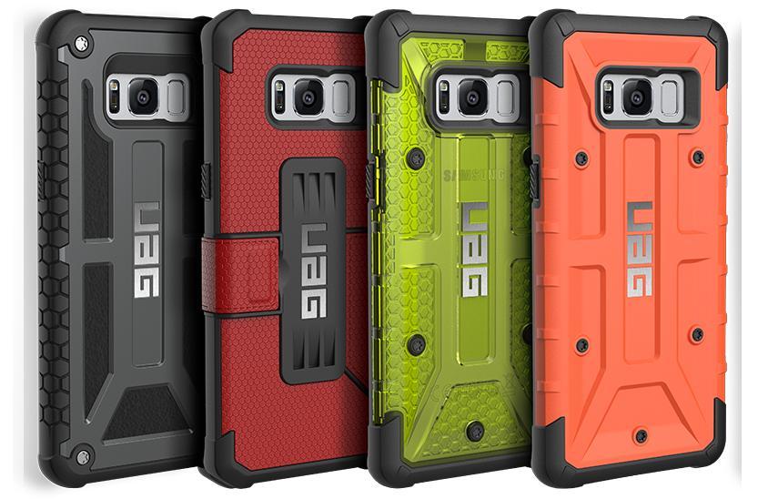 Urban Armor Gear Introduces Four Rugged Cases For Samsung