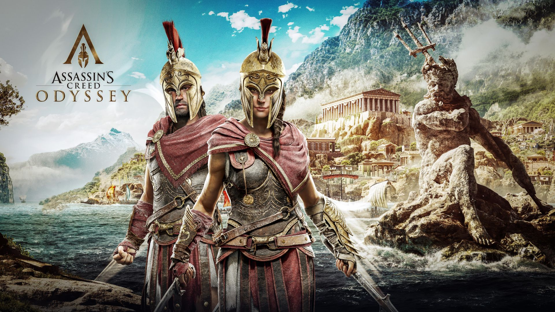 Assassin S Creed Odyssey Review G Style Magazine