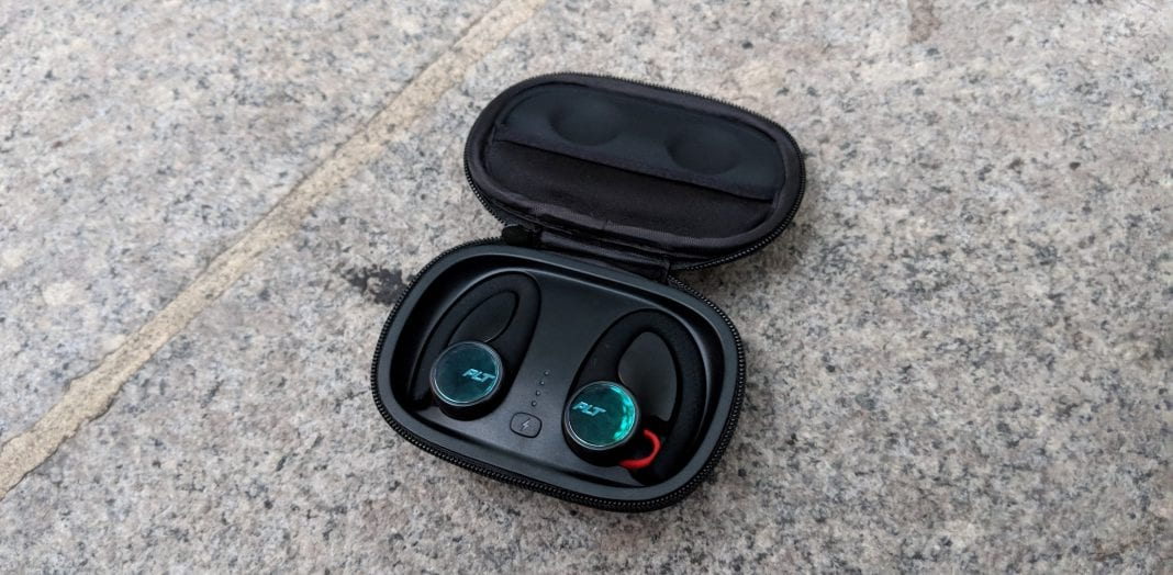 Plantronics Backbeat Fit 3100 Truly Wireless Earbuds Review G Style Magazine
