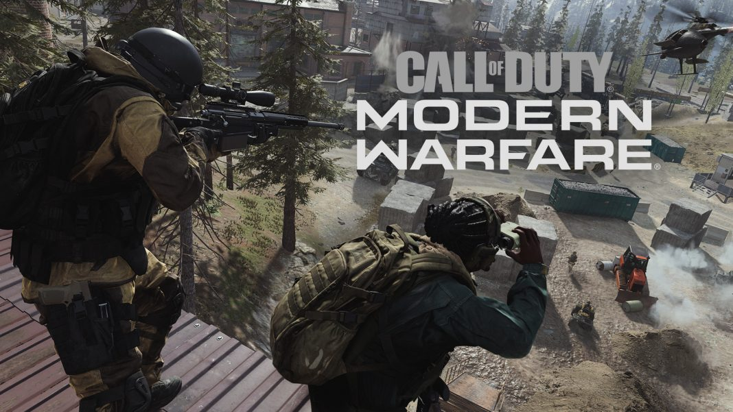 Call Of Duty Modern Warfare Campaign Mode Gameplay And Thoughts G Style Magazine