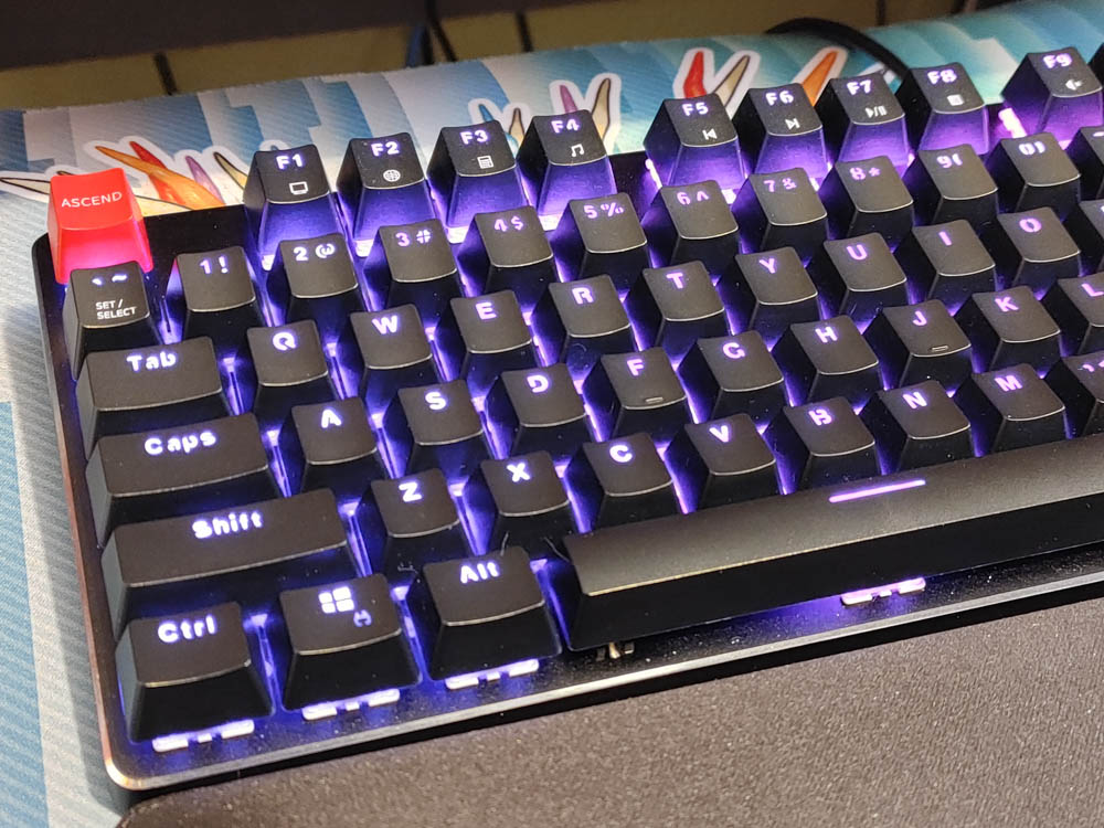 Glorious Gmmk Full Sized Gaming Keyboard Review G Style Magazine